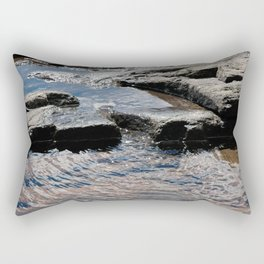 Trickle on Down Rectangular Pillow