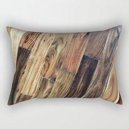 Panel Floor Beauty Rectangular Pillow