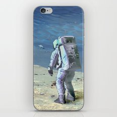 Cosmos & Indians iPhone & iPod Skin