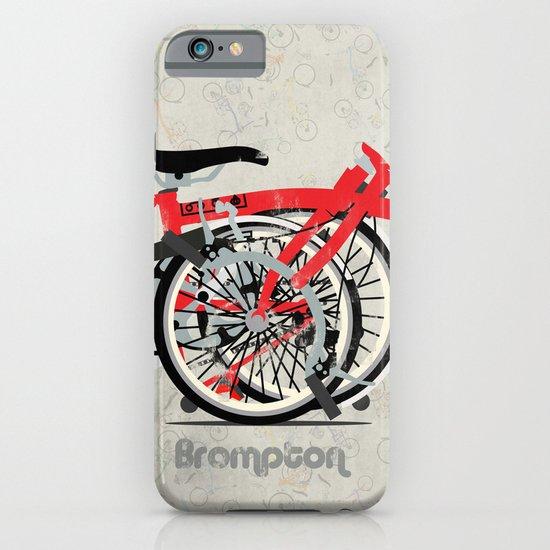 Brompton Bike iPhone & iPod Case