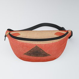 Lucha Libre Mask 1 Fanny Pack