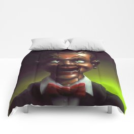 Night of the Living Dummy Comforters