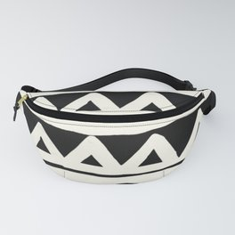 Tribal Chevron Stripes Fanny Pack