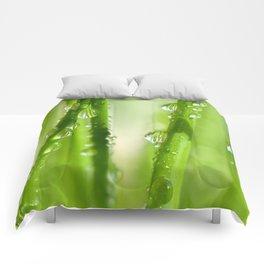 Grass 106 Comforters