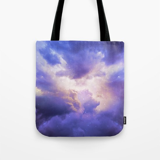 The Skies Are Painted III Tote Bag