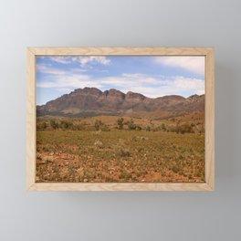 The Flinders Ranges Australia Framed Mini Art Print