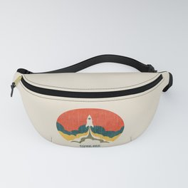 Come See The Universe Fanny Pack