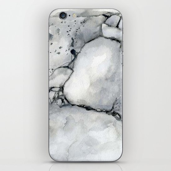 Skeletal iPhone & iPod Skin