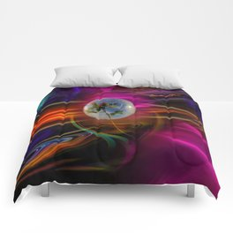 Mystical world - Love greetings Comforters