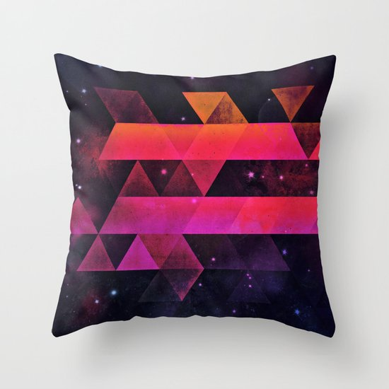 skyn fryynnd Throw Pillow