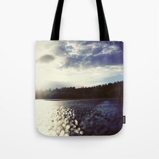 missing the road Tote Bag