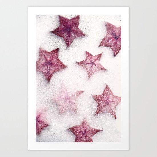 estrela II Art Print
