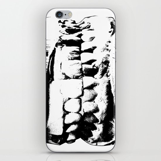 Wicked Smile iPhone & iPod Skin