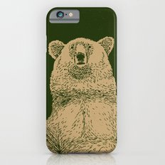 Kodiak Bear Slim Case iPhone 6s