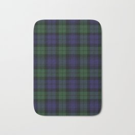 BLACK WATCH TARTAN Bath Mat