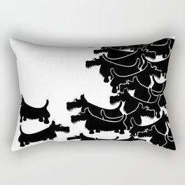Scottish Terrier Rectangular Pillow