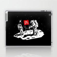 First we take Manhattan, Then we take Moon Laptop & iPad Skin