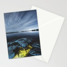 Lagoon of Light Stationery Cards
