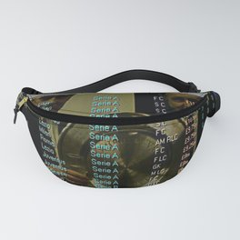 Champ Man Old School Fanny Pack