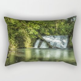 Lower North Falls Rectangular Pillow