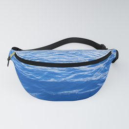 As blue as the Ocean Fanny Pack
