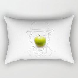 The Son of Man Rectangular Pillow