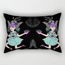 The Soul Thief Rectangular Pillow