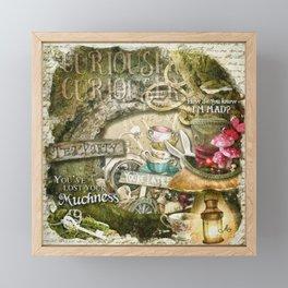 Tea Party Framed Mini Art Print
