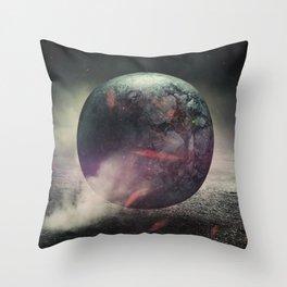 Anomaly Throw Pillow