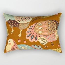 Thanksgiving Dinner II Rectangular Pillow