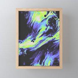 GOODNIGHT BAD MORNING Framed Mini Art Print