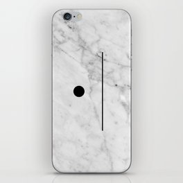 Marble Fun iPhone Skin