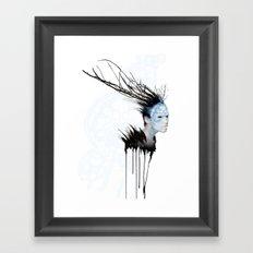 Fae Framed Art Print