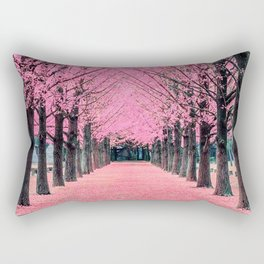 Korea Spring - Nami Island Rectangular Pillow