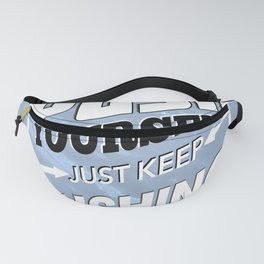 Push Yourself Fanny Pack