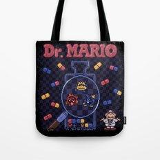 Mario Doctor Tote Bag