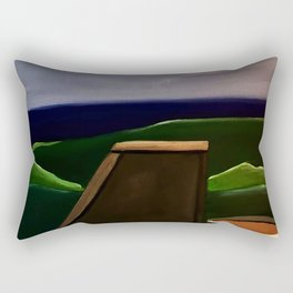 Los Puros y Cafe Rectangular Pillow