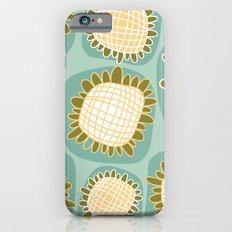 Cote d'Azur Blooms iPhone 6s Slim Case