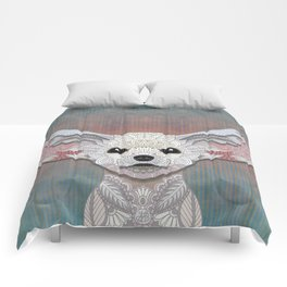 Fennec Fox Comforters