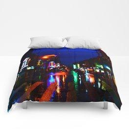 Shanghai 二 Comforters