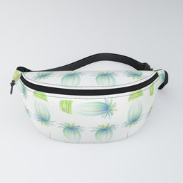 Colorful Cacti Fanny Pack