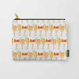 Breakfast Pin-Ups Carry-All Pouch