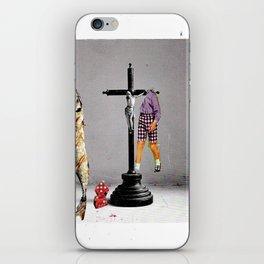 Say Hello To Heaven iPhone Skin