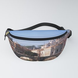 Panorama of Rome and Vatican Fanny Pack