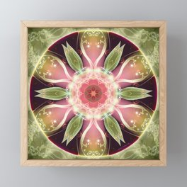 Mandalas for Times of Transition 22 Framed Mini Art Print