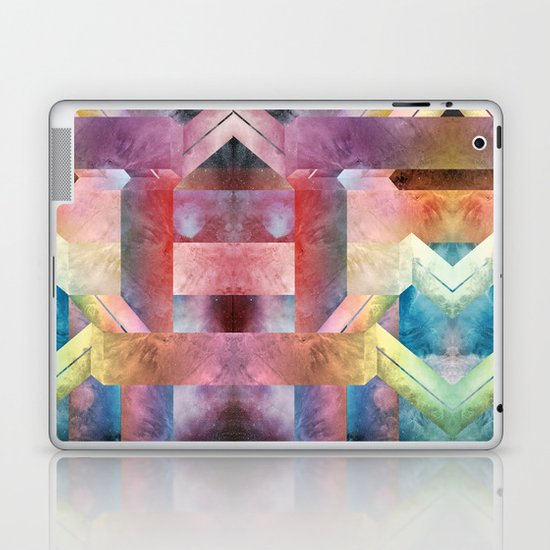 space hipster Laptop & iPad Skin