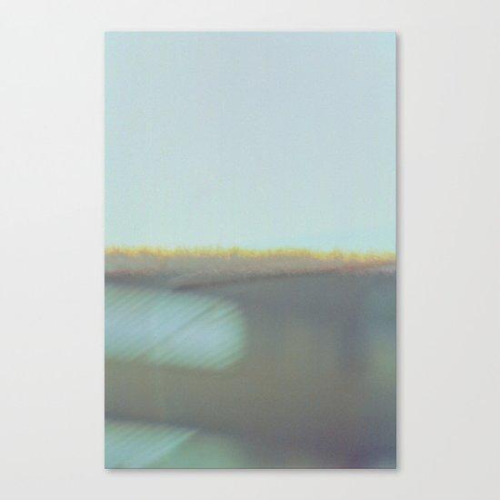 false horizon Canvas Print