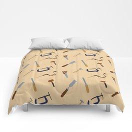 Wood shop Comforters