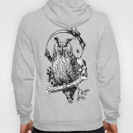 Owl-ing Hoody