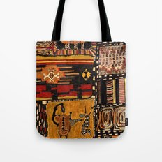 about meanders and lucky numbers Tote Bag